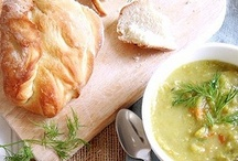 Food Porn - Breads, Soups & Stews / by Kate Bayus
