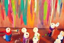 DIY & Tutorials: Art / by Kate Bayus