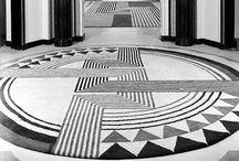 Art Deco & etc / homage to art deco and vintage