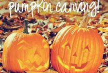 Pumpkin Carving! / A well-carved pumpkin is essential to the enjoyment of fall!  / by Fresh Produce
