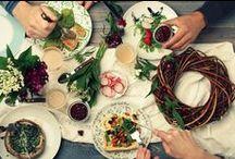 Sommer-Rezepte / Im Sommer sind wir am liebsten draußen und immer unterwegs! Die passenden Gerichte dazu liegen nicht schwer im Magen, sondern geben Energie für den Tag!