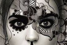 Creative Inspiration / Inspirational imagery that make my eyes smile