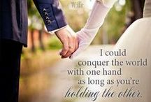 Marriage Quotes / Romantic marriage quotes for couples.