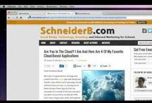 Screencasts / Screencasts created at SchneiderB.com to help you with internet marketing for schools.