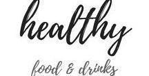 HEALTHY FOOD & DRINKS / Healthy + raw food recipes