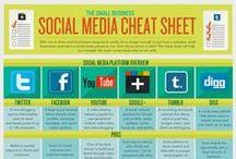 Social Media for Schools / Interesting information about social media especially relevant for schools.