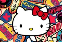 Hello Kitty Dream / by Sherry .