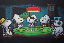 Snoopy & Charlie Brown Dream / by Sherry .
