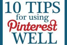 Pinterest tips / by Yoreganics