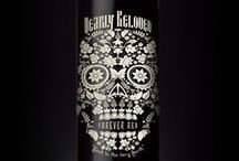 Wine & Beer packaging design / Beautiful wine bottles and cool beer labels / by Stranger & Stranger