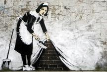 Street Art / by Grey Felixcat