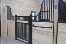 Kimberwick Series Horse Stalls / The Kimberwick offers Classic European styling and elegance with the simplicity and value of a component stall front.