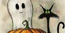 Halloween  / Halloween decorating, costumes, recipes