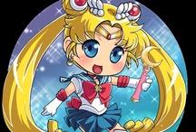 I Love Sailor Moon Amine / Sailor Moon Amine / by Sherry .