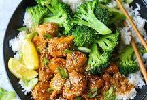 Let's Eat! / delicious family dinner inspiration
