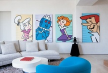 The Jetsons Cartoon Fun / by Sherry .
