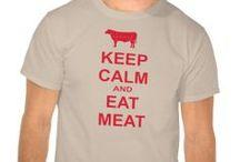 Food / Meats: Hamb/Lamb/Beef  / by Barbara Ciocarlan