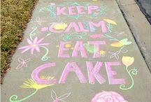 Food / Cakes  / by Barbara Ciocarlan