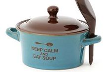 Food / Soups & Sauces & Dips / by Barbara Ciocarlan