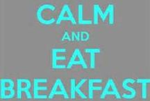 Food / Breakfast / by Barbara Ciocarlan