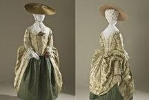 Historical Fashion / by Tavia Sanza