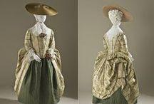 Historical Fashion / by Tavia Sanza