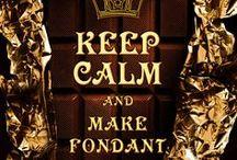 Food / Fondant  / by Barbara Ciocarlan