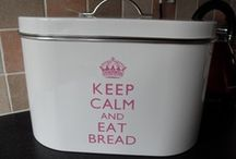 Food / Breads / by Barbara Ciocarlan