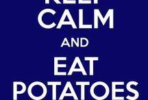Food / Potatoes / by Barbara Ciocarlan