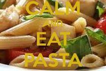 Food / Pasta / by Barbara Ciocarlan