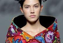 Collection: Las Flores de Mi Tierra / Colección Presentada, En la Semana de la Moda de Madrid - del 13 al 17 de Septiembre, en Representación del Perú.  #mechecorrea #MBFWM2013 #Moda #Peru