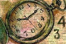 Journalling Ideas / by Darlene Schacht (TimeWarpWife.com)