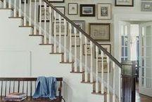 Beautiful Staircase  / by Darlene Schacht (TimeWarpWife.com)