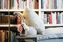 Home Library / by Darlene Schacht (TimeWarpWife.com)