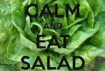 Food / Salads & Dressings / by Barbara Ciocarlan