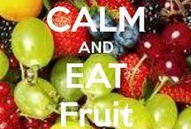 Food / Fruit / by Barbara Ciocarlan
