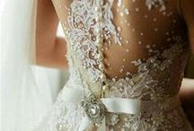 All about the wedding dresses.. / by jill cline