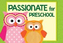 Passionate for Preschool / Pinners:  Please be mindful of the 1 product to 3 non-product guidelines.    Ideas for parents and preschool, pre-k, early intervention, special ed. teachers, / by Jen Hier
