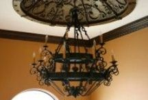 Spanish and Old World Lighting / by Demejico Inc