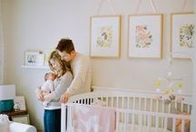 """PN + Carousel Designs Baby Girl Nursery Ideas / We're going girly with Carousel Designs! Project Nursery, Parents Magazine, The White Buffalo Styling Co., Savvy in San Francisco, A Blissful Nest and Triple Threat Mommy have teamed up to collaborate on a Baby Girl Nursery Design Ideas pin board. Join us Wednesday, September 24th at 6pm PDT / 9pm EDT for a party full of  """"pinspiration."""""""