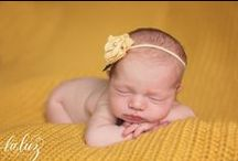 La Luz Photography Newborns / Newborn Photography / by Aly Medina