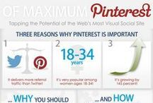 Pinterest Tips for Schools / Tips, tricks, and strategies for using Pinterest at your school.