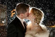 Snow Weddings / The perfect pictures for a dream snow wedding!