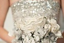 Silver Weddings / All you need to have a silver theme wedding!