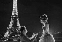 Love City Proposals / All about Paris!