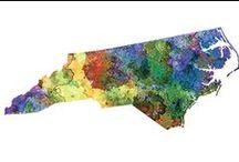 North Carolina Bucket List / Enjoy the fun and beauty of NC