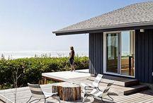 Outdoor living / Aménagement terrasse