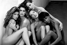 Top models of the 90's