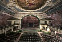 Abandoned Places  / Buildings, ghost towns, rooms that once held life... / by Kate Purdy 6 Degrees Photography