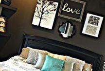 Bedroom design ideas / by Amber Rusch